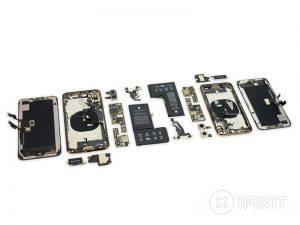 iPhone XS and XS Max – Hướng dẫn tháo lắp