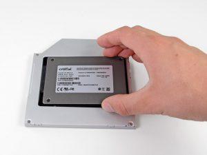 "Cài đặt MacBook Pro 15 ""Core 2 Duo Models A1226 và A1260 Dual Hard Drive"