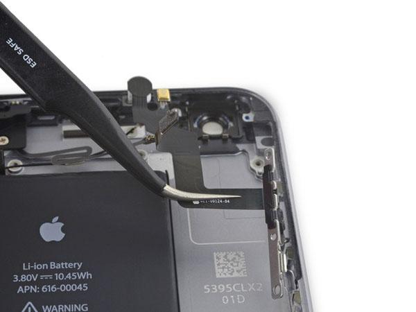 iPhone 6s Plus - Thay thế lắp ráp cáp nút nguồn