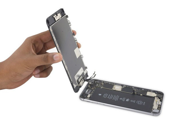 iPhone 6s Plus – Thay thế tố hợp hiển thị