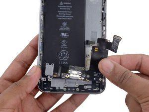 iPhone 6s Plus – Thay thế đầu nối sét và giắc cắm tai nghe