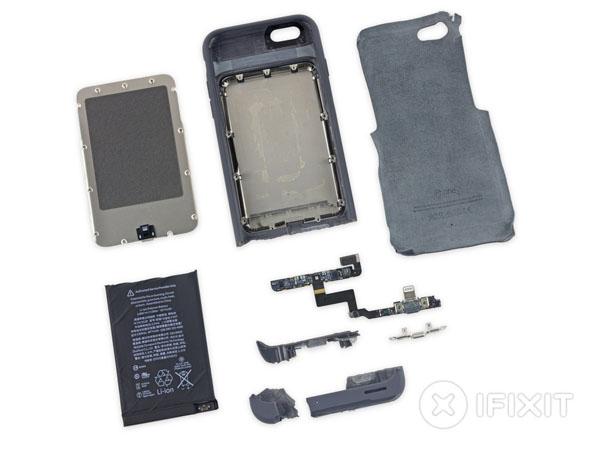iPhone 6s - Tháo lắp pin thông minh