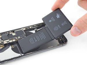 iPhone X – Thay thế pin