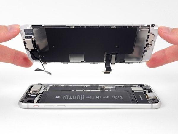 iPhone 8 Plus - Thay thế lắp ráp màn hình