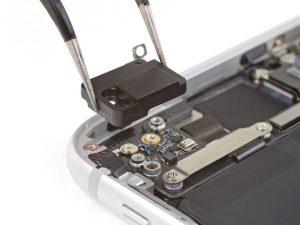 iPhone 8 Plus –  Thay thế Ăng-ten trên cùng bên trái