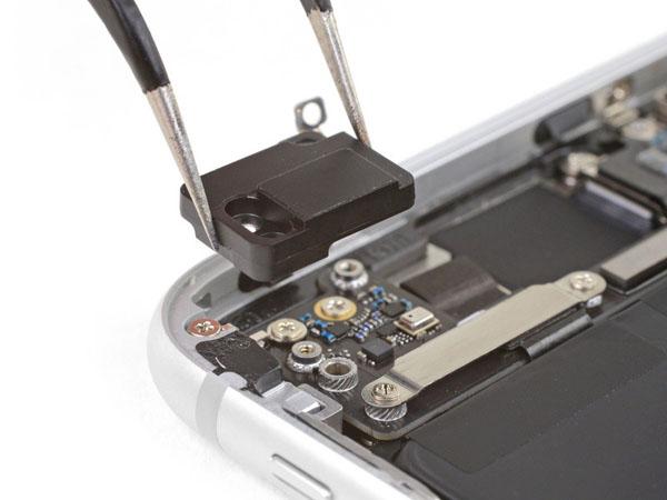 iPhone 8 Plus -  Thay thế Ăng-ten trên cùng bên trái
