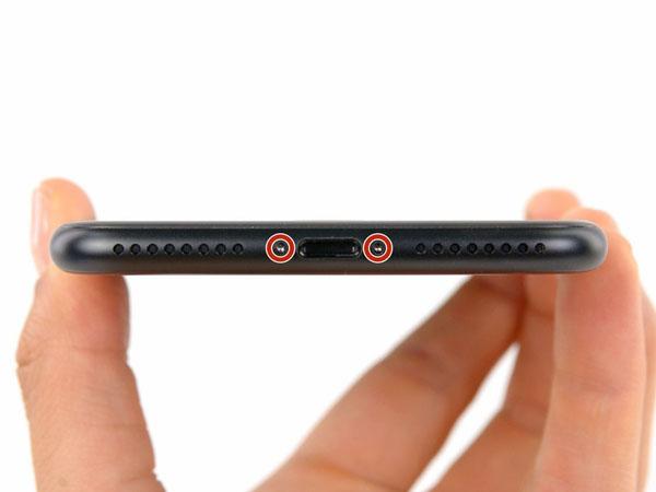 iPhone 7 Plus - Thay thế Vít Pentalobe