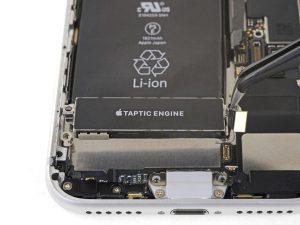 iPhone 8 – Thay thế động cơ Taptic