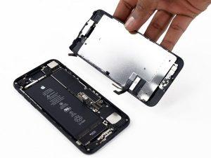 iPhone 7 – Thay thế tổ hợp hiển thị