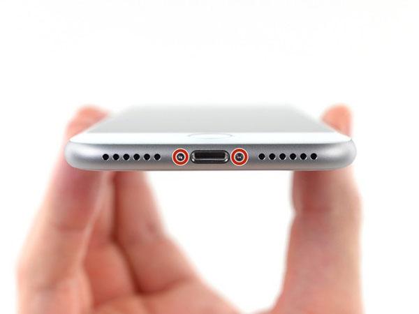 iPhone 8 – Thay thế vít Pentalobe