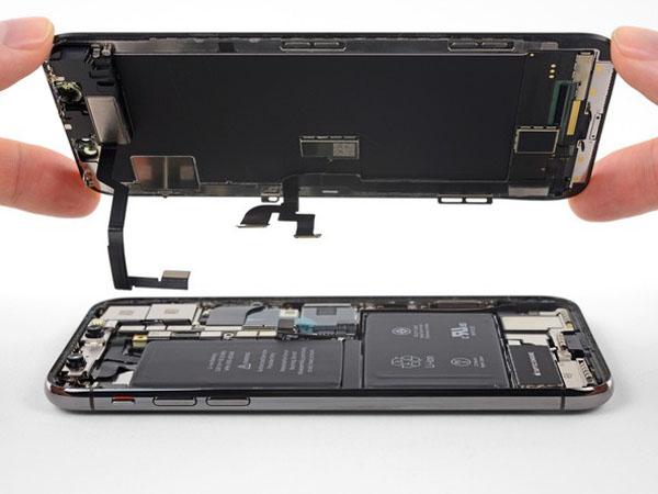 iPhone X – Thay thế lắp ráp màn hình