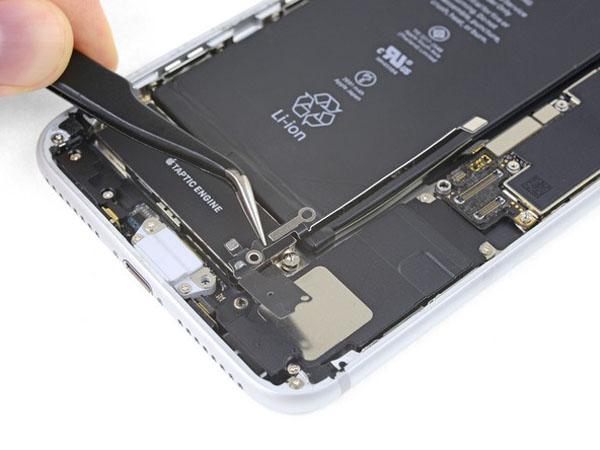 iPhone 8 Plus - Wi-Fi đa dạng Antenna Flex