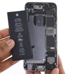 iPhone 6s - Thay thế pin