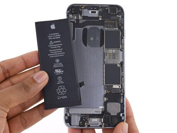 iPhone 6s – Thay thế pin