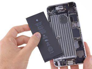 iPhone 6 Plus – Thay thế pin