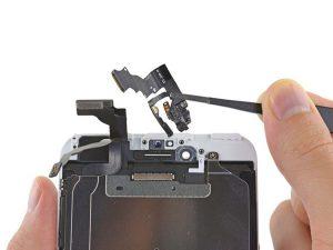 iPhone 6 Plus – Thay thế máy ảnh mặt trước và cụm cảm biến