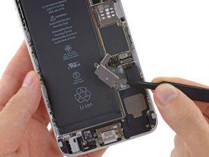 iPhone 6 Plus – Thay thế bộ rung