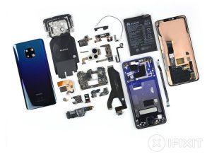 Huawei Mate 20 Pro – Hướng dẫn tháo lắp