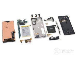 Google Pixel 3 XL – Hướng dẫn tháo lắp