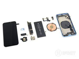 iPhone XR – Hướng dẫn tháo lắp