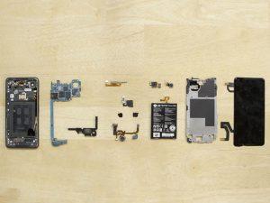 Google Pixel 3 – Hướng dẫn tháo lắp