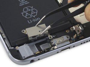 iPhone 6s Plus – Thay thế động cơ Taptic