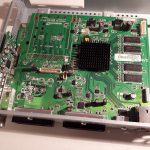 Humax IRHD 5000C - Hướng dẫn tháo lắp