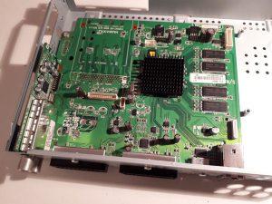 Humax IRHD 5000C – Hướng dẫn tháo lắp