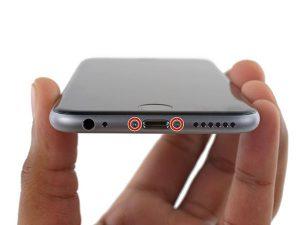 iPhone 6s – Thay thế vít Pentalobe
