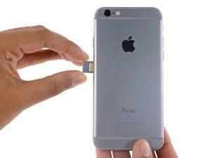 iPhone 6s – Thay thế khay SIM