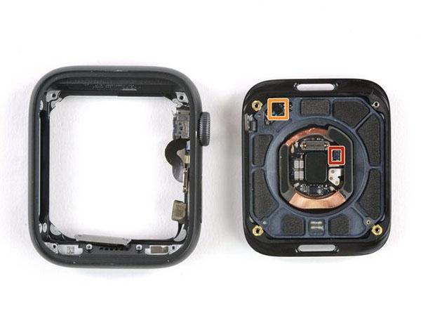 Apple Watch Series 4 – Thay vỏ thép Apple Watch