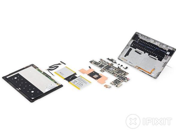 Microsoft Surface Go - Hướng dẫn tháo lắp