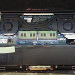 Dell XPS 15 9570 Unboxing, loại bỏ Pin và RAM
