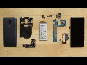 LG G7 ThinQ – Hướng dẫn tháo lắp