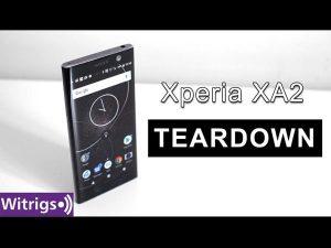 Sony Xperia XA2 – Hướng dẫn tháo lắp