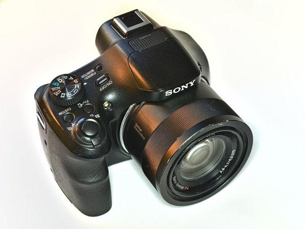 Sony Cyber-shot DSC-HX400V - Hướng dẫn tháo lắp