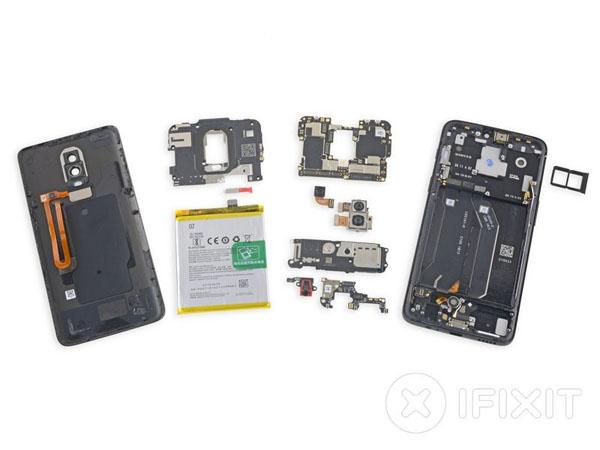 OnePlus 6 – Hướng dẫn tháo lắp