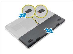 Vỏ pin Dell Precision 7510 – Hướng dẫn tháo lắp