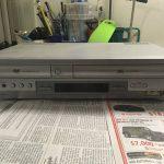 Máy nghe nhạc Sony DVD VHS - Hướng dẫn tháo lắp