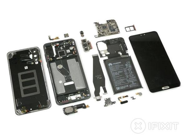 Huawei P20 Pro – Hướng dẫn tháo lắp