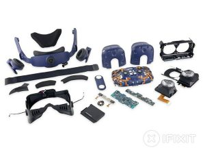 HTC Vive Pro – Hướng dẫn tháo lắp