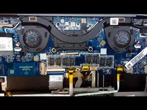 Lenovo YOGA 730 13″ – Hướng dẫn tháo lắp