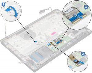 Dell Latitude 7290 – Hướng dẫn tháo lắp