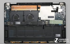 Dell XPS 15 9575 – Hướng dẫn tháo lắp