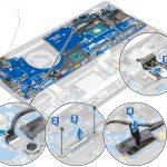 Dell Latitude 5591 - Hướng dẫn tháo lắp