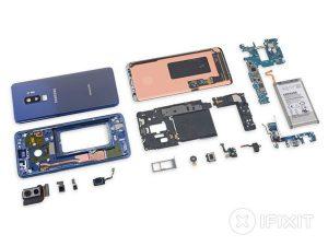 Samsung Galaxy S9 Plus – Hướng dẫn tháo lắp
