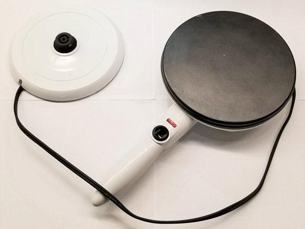 Máy làm bánh crepe không dây CucinaPro - Hướng dẫn tháo lắp