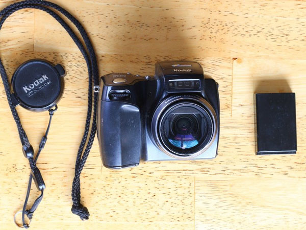 Kodak EasyShare DX7590 – Hướng dẫn tháo lắp