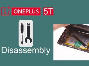 OnePlus 5T – Hướng dẫn tháo lắp