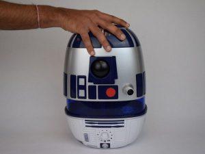 Máy tạo độ ẩm sương mù siêu âm EMSON Star Wars R2-D2 (1 Gallon) – Hướng dẫn tháo lắp